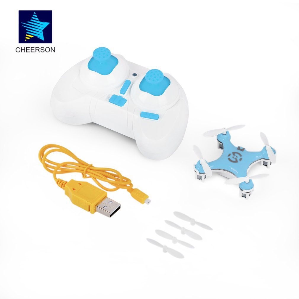 Cheerson CX-10 CX10 2.4G Remote Control Toys 4CH 6Axis RC Quadcopter Mini RC Helicopters Radio Control Aircraft RTF RC Drone Toy
