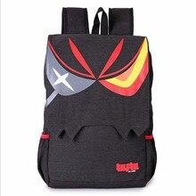 アニメキルラキルまとい龍子アクションフィギュアプリントランドセルショルダーバッグバックパックコスプレ財布バッグフィギュア玩具新しい