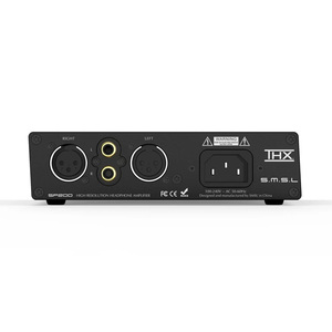 Image 2 - Amplificador de auscultadores de tecnologia smsl sp200 thx aaa 888
