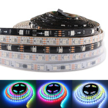 WS2812 Led Strip Light 5M 5 V PC RGB 5V led Tape Volt Neon WS2812B For TV Backlight