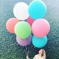 1 шт., 36 дюймов, цветные большие латексные воздушные шары