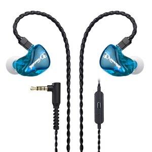 Image 5 - Auricolari cablati D8 In ear con microfono vivavoce a cancellazione di rumore cuffie impermeabili IPX4 TWS cuffie innestabili per auricolari I12 tws