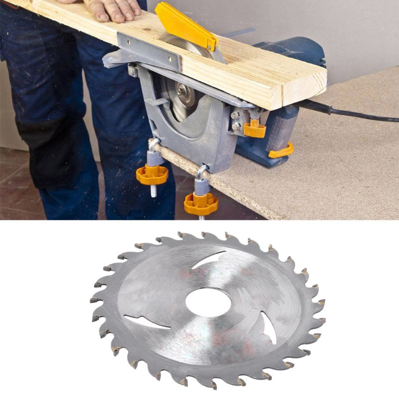 180mm Circular Saw Blade Disc Wood Cutting Tool Bore 25.4mm For Woodworking
