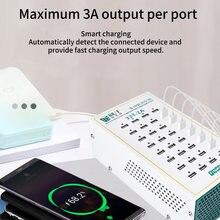 Зарядная станция с usb портом многофункциональный адаптер 32