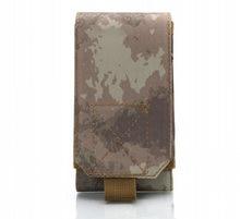 Уличная Военная Тактическая камуфляжная поясная сумка мягкая
