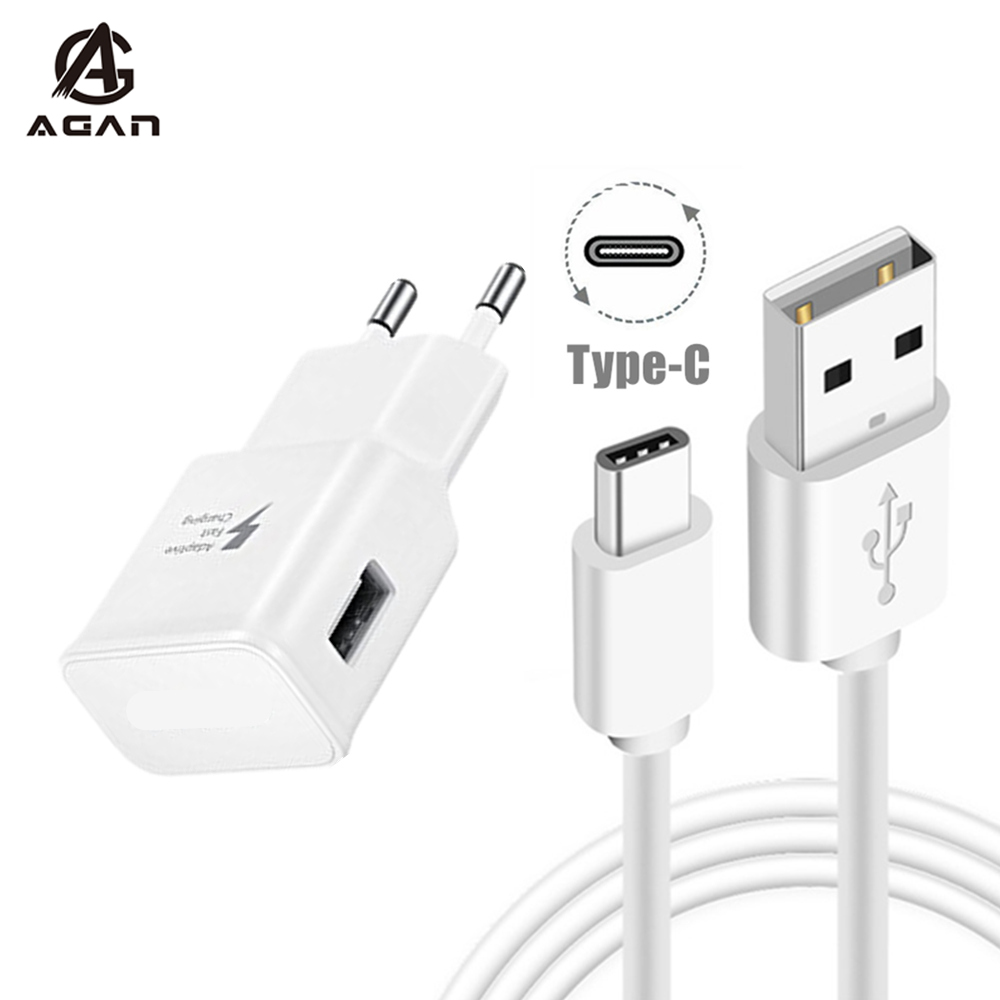 Fast <font><b>Charger</b></font> Wall <font><b>Charger</b></font> Adapter For <font><b>Nokia</b></font> 8.3 5G 5.3 3V 7.2 6.2 3.1C 3.1A <font><b>8.1</b></font> 6.1 Plus 7.1 X71 Type-C USB Charging Cable image