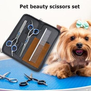 Pet Grooming Scissors Set  2