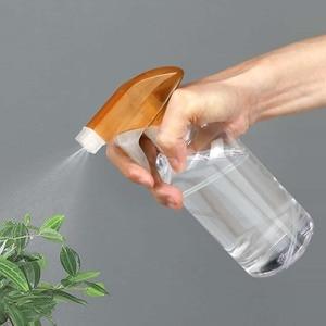 250/400/500 мл пустая бутылочка с распылителем, распылительная бутылка, пусковой механизм, пластиковая бутылка для полива, товары для сада
