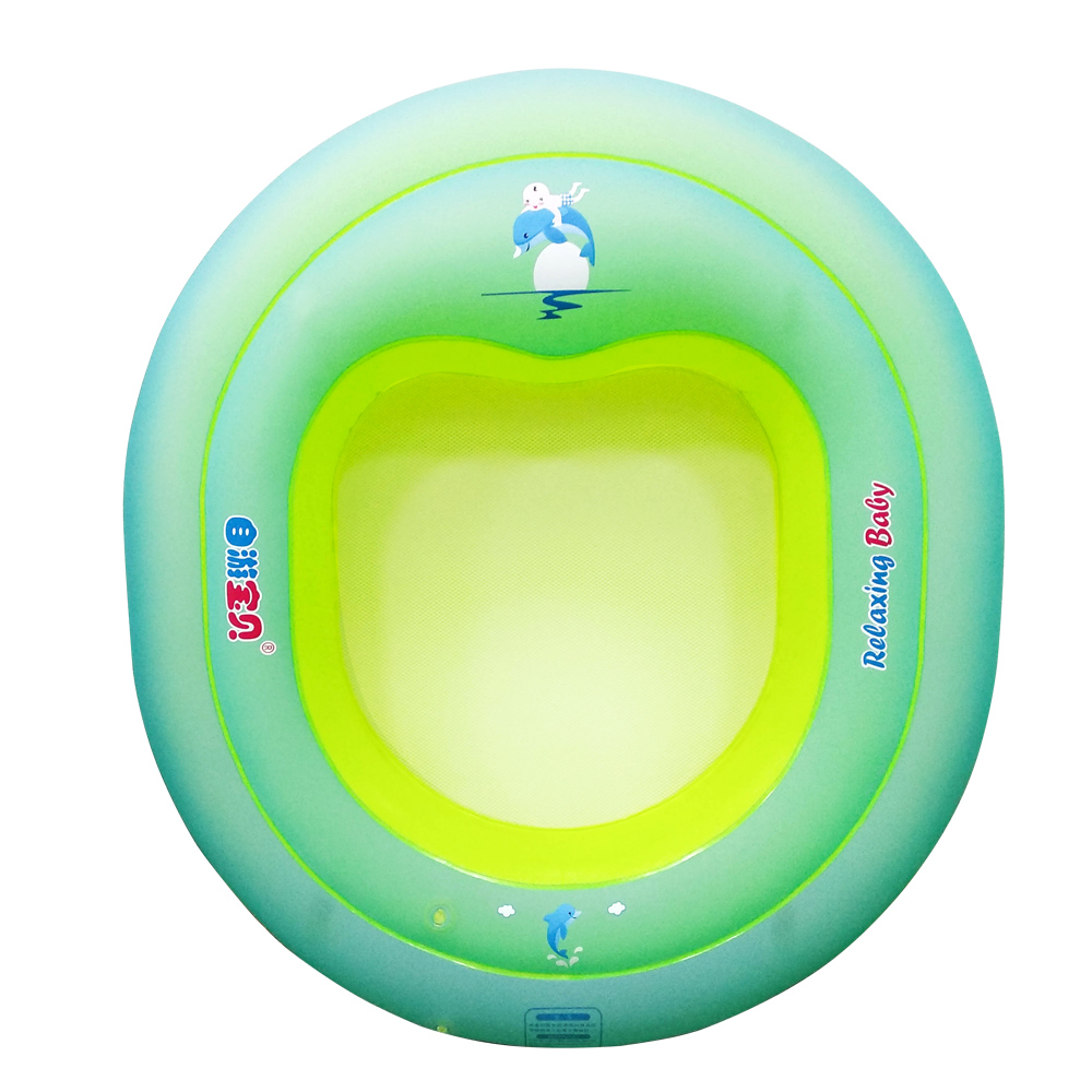 Baby Bed Floating Swimming Pools Accessories Baby Bath Toys Inflatable Kids Float Water Fun Safety Infant Floats Inflatable Doll