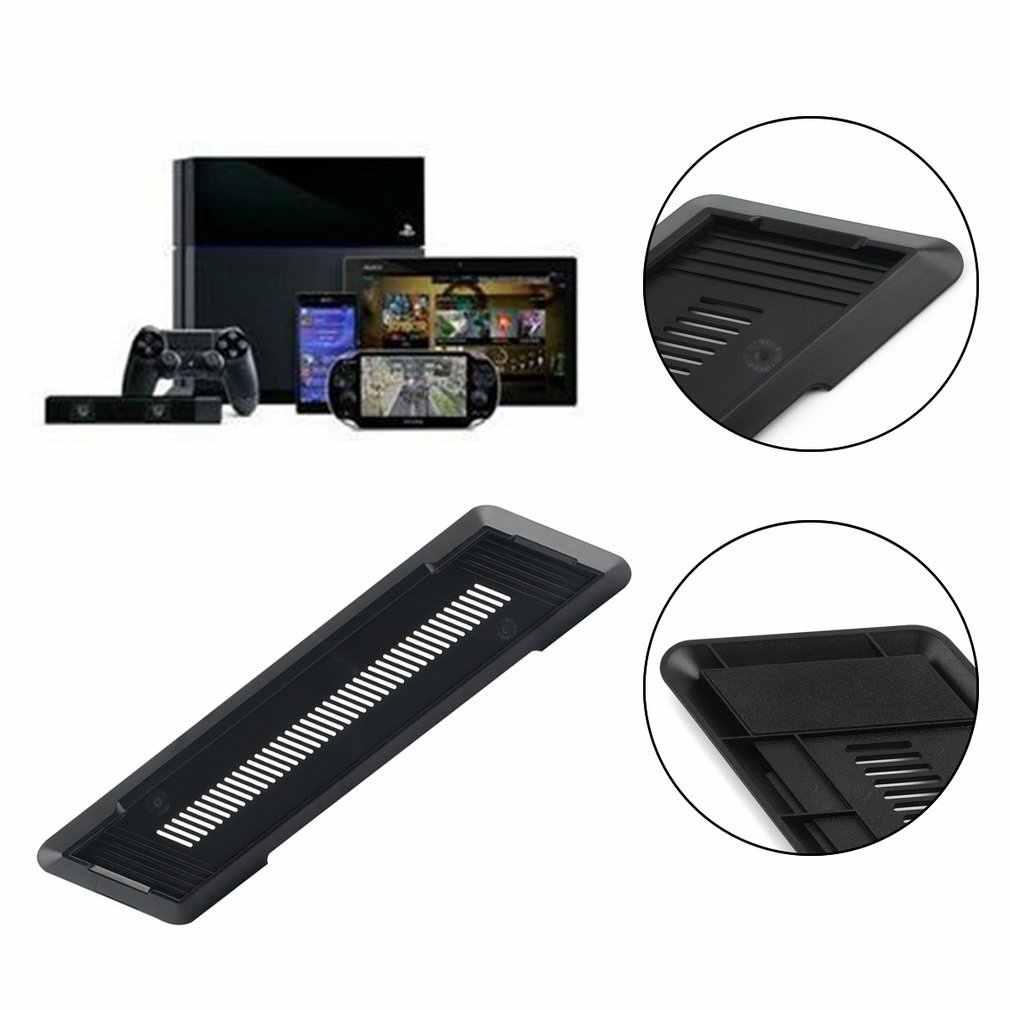 منصة رأسية ل PS 4 منصة رأسية قفص الاتهام جبل مهد حامل لسوني بلاي ستيشن 4 PS4 الإلكترونية الرقمية الساخن 12x3.14 بوصة