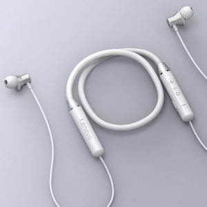 Image 2 - Lenovo Bluetooth наушники HE05 беспроводного Bluetooth (голубой зуб) наушника BT5.0 спортивные гарнитуры Sweatproof IPX5 с микрофоном шумоподавления эрпом