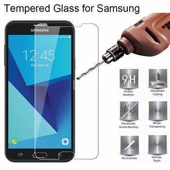 Tempered Glass for J3 2016 J5 2017 EU Screen Film Toughed Glass for Samsung J5 Prime 9H HD Hardness Glass for Galaxy J7 Pro 9h tempered glass for samsung galaxy j3 j5 j7 2016 prime screen protector protective glass for samsung j3 j5 j7 2017 pro glass
