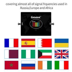 Image 2 - をlintratek 5バンドB20 800 900 1800 2100 2600 900mhzの携帯アンプ4 3g携帯信号ブースタ中継すべてのヨーロッパの国