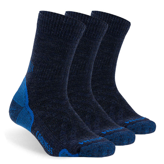Mens Cotton Winter Warm Thick Crew Socks Crew Extremes Cold Weather Athletic//Outdoor Sports Hiking Trekking/socks