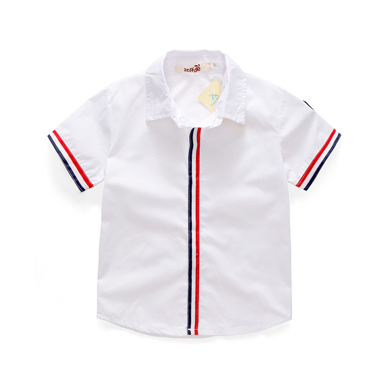 Alice 2018 New Fashion Boyl Suit Solid color short sleeve  + short 2pcs/set Brand  Cardigan Coat Suit 2