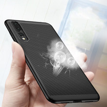 Slim Case For Huawei P30 P20 P10 Plus P9 P8 Lite Honor 9 10 Mate 10 Pro 20 Lite 20X Nova 3 3i 4 P Smart Y9 Hard PC Phone Cover(China)