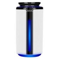 Novo 900 ml umidificador de ar ultra sônico usb difusor aromaterapia óleo essencial 7 cores led night light legal atomizador purificador Umidificadores Eletrodomésticos -