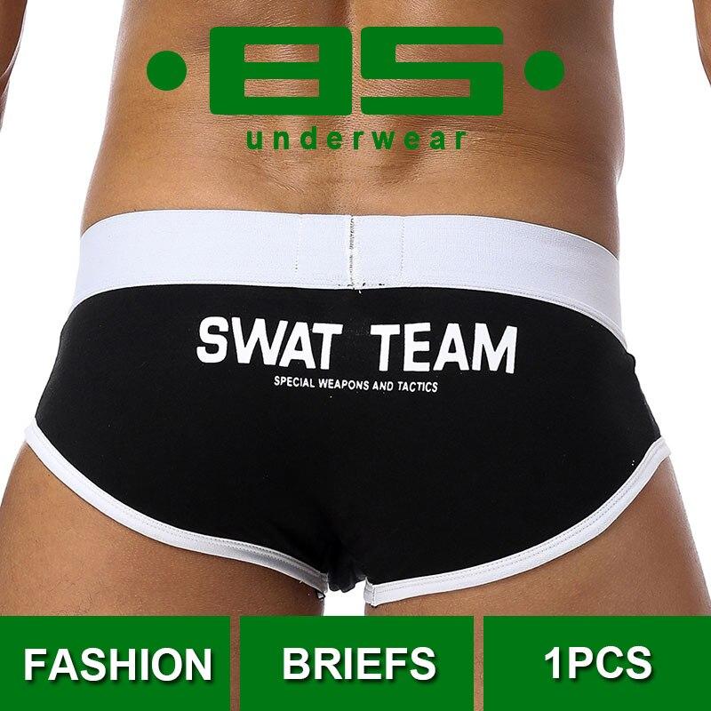 CMENIN Slip Homme 85 Sexy Underwear Men Jockstrap Briefs Men Bikini Gay Male Underpants BS72 Man New Bikinis