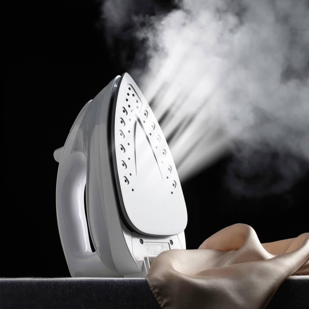 Lofans-fer à vapeur sans fil, 1300 W/160 ml, fer à vapeur domestique, fer à vapeur fort, réglage de la température électronique, fer électrique