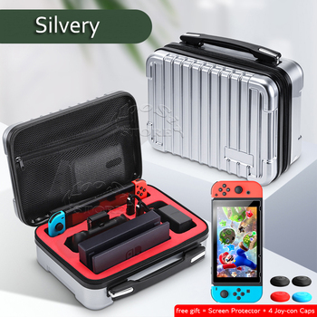 Nintend Switch Console Accessories PC Case Nintendos Deluxe Carrying Bag Nintendoswitch Screen Protector for Nintendo Switch 1