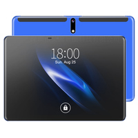 newest tablet pc Google Play Android 9.0 os 10.1 inch MTK6762 tablet Octa Core 4GB RAM 128GB ROM IPS Kids Tablets with keyborad