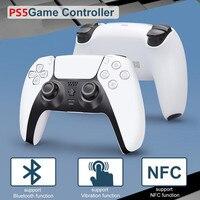 Bluetooth Wireless PS5 Controller 6-Achse Dual Vibration Gefühl Spiel Joystick Gamepad Für PS5 PS4 PC Laptop Android