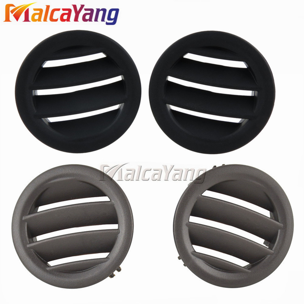Air Vent W204 Left / Right Car Air Ac Vent Grille Cover Tabs For <font><b>Mercedes</b></font> W204 <font><b>C300</b></font> C350 C630 C class 2008 2009 <font><b>2010</b></font> 2011 image