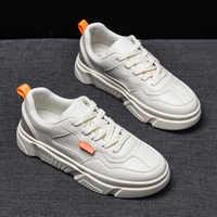 2020 primavera Ins gran oferta Daddy zapato plano de Mujer zapatos de moda Casual cordones zapatillas transpirables Calzado Deportivo Mujer