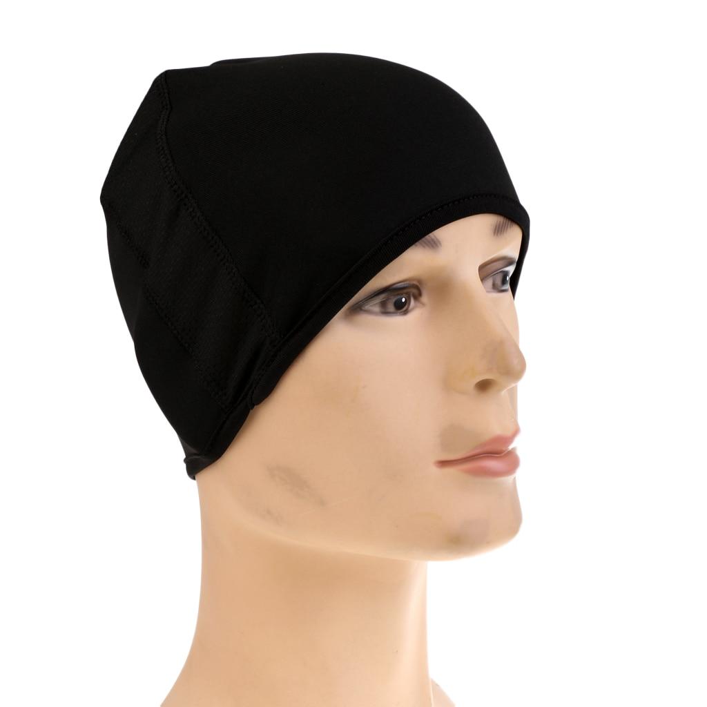 Winter Thermal Cycling Cap Motorbike Windstopper Under Helmet Liner Warm Hat
