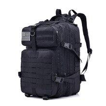 Amazon, оригинальная тактическая сумка 3P для мужчин и женщин, армейский болельщик, большой рюкзак 40L900D