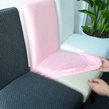 Machine Chair-Cover Stretch Spandex One-Piece Dining High-Back Universal Cotton New Washable