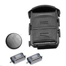 Ремонт автомобильных ключей для Opel Corsa C Combo Meriva A Tigra трансформер Twintop инструмент для ремонта ключей автомобиля(с батареей и 2 кнопками