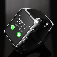 Smart watch GT88 phone watch support SIM card SD card heart rate monitor health band clock Bluetooth for Android IOS smartwatch