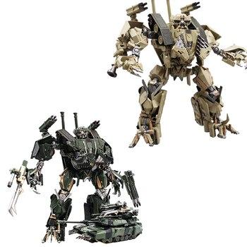 BMB LS10 LS-10 LS10S Transformation Action Figure Toy Brawl Desert Movie Model Alloy Metal KO SS12 GOD-02S Deformation Car Robot