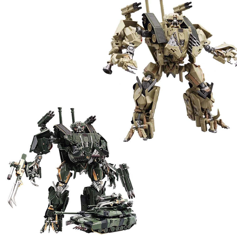 BMB LS10 LS-10 LS10S transformacja akcja figurka zabawka Brawl Desert Movie Model stop Metal KO SS12 GOD-02S zdeformowany samochód Robot