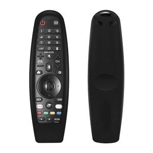 Image 2 - SIKAI Fundas protectoras de silicona para mando a distancia de Smart TV, AN MR600, Smart TV, OLED