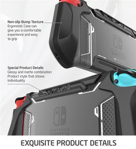 Image 2 - For Nintendo Switch Case MUMBA Series Blade TPU Grip Protective Cover Dockable Case Compatible with Console & Joy Con Controller