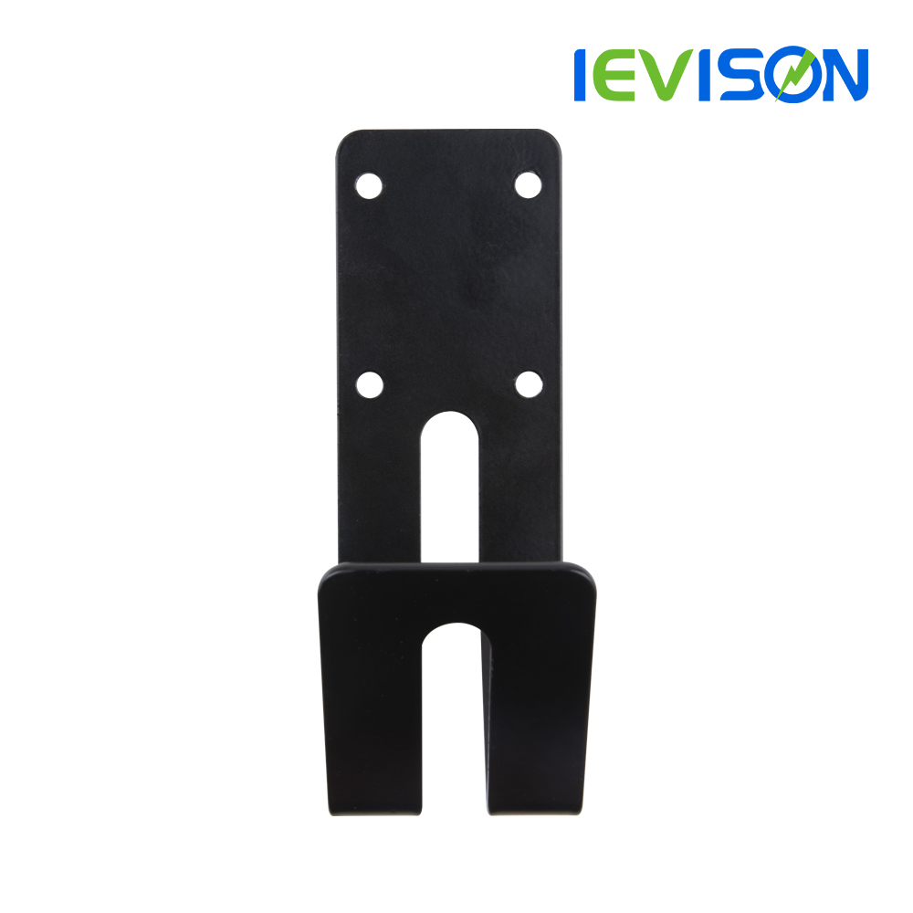 EV Charger Cord Holder Holster Dock And Hook Combination For EVSE Charging Cable Extra Protection Leading Wallbox