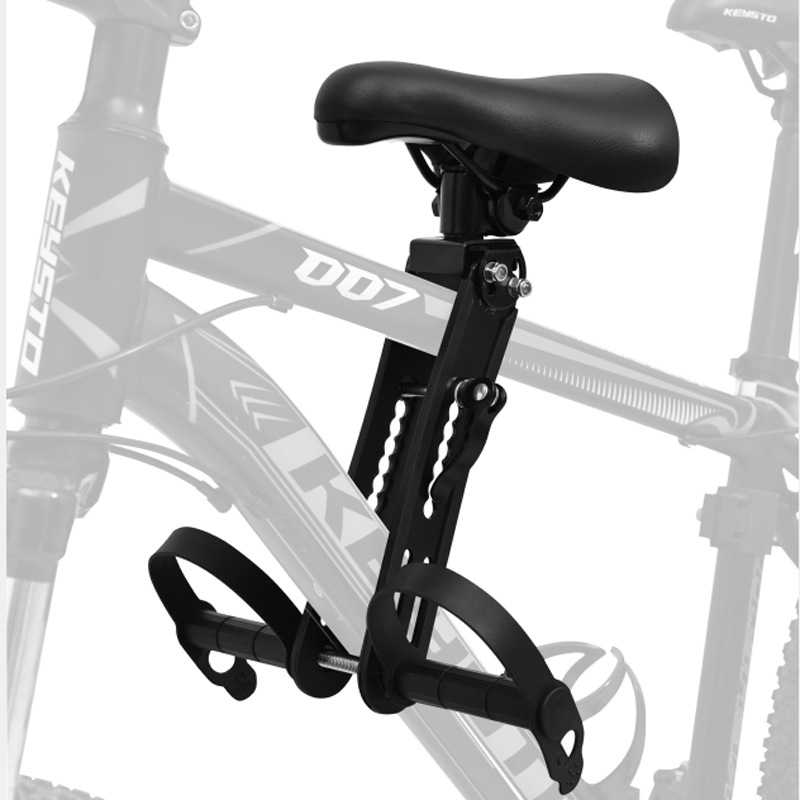 Kids MTB Handlebar 2-5 years Bicycle Handlebar 25.4mm 31.8mm Front Perfect Use With Children MTB Mountain Bike child Seat Parts 1