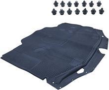 Novo conversível calor isolamento pad para Mercedes-Benz 300SL 500SL 600SL R129 SL320 SL500 SL600 1296802025/928 33022 628 1990-200