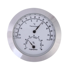 Guitar Violin Thermo Hygrometer moisture meter humidity monitor thermometer case