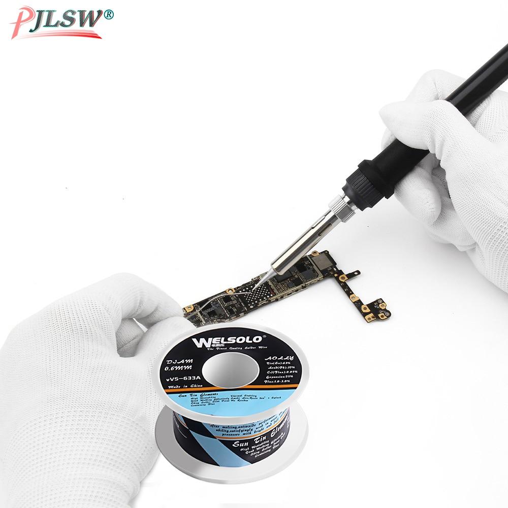 Clearance Sale Tin Solder Welding Wires 0.3 35g Rosin Core Solder 63/37 Tin Lead Flux Soldering Solder Wires Reel