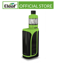 France Original Eleaf iKuu i200 with MELO 4 kit 4600mAh built in battery 4.5ml Melo 4 D25/2ml D22 Atomizer EC2 coil E Cig