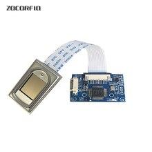 USB/UART(RS232 TTL) Fingerprint Access Control Recognition Touch Finger Sensor Module Scanner