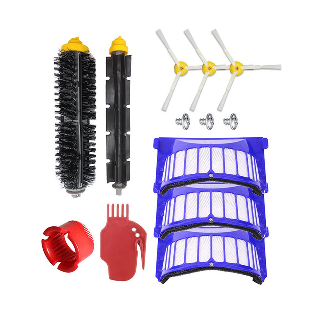 For Irobot Roomba 600 610 620 650 Series Vacuum Cleaner Replacement Kit Robot Vacuum Cleaner Accessories
