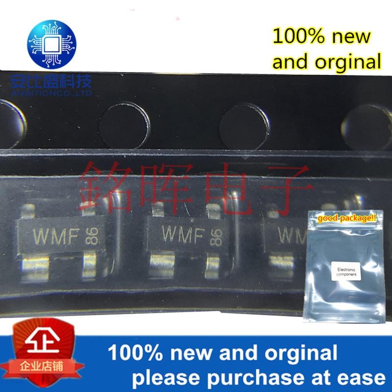 10pcs 100% New And Orgianl BFG520 Silk-screen WMF SOT143 NPN 9 GHz In Stock