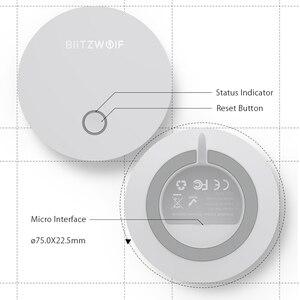 Image 2 - Blitzwolf bw IS1 ジグビー 3.0 多機能スマートゲートウェイappリモコンホストで動作ホームセキュリティキットスマートエレクトロニクス