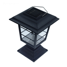 ost Lights Path Lights Column Headlight Column Head Light Garden Villa Column Light Outdoor Waterproof Column Light LED