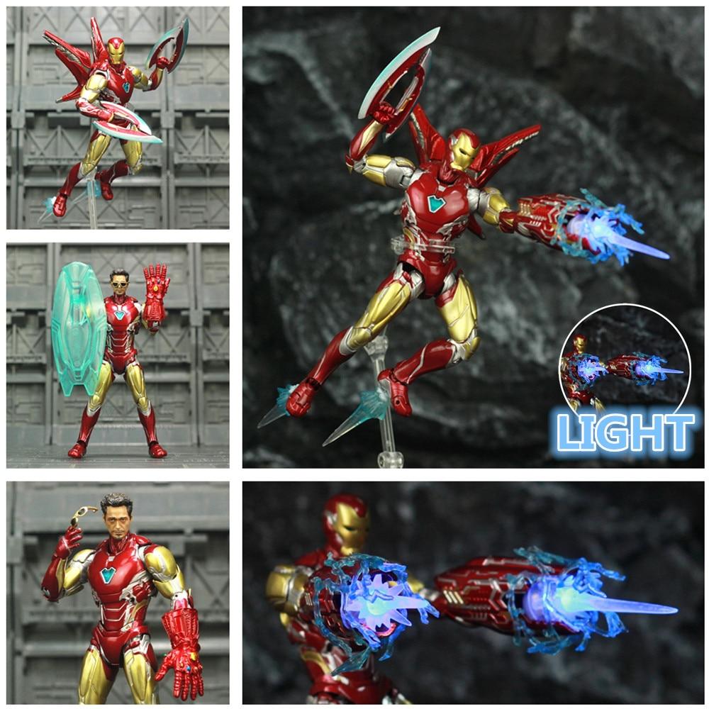 Marvel Avenger 4 Endgame Iron Man MK85 MK85 6