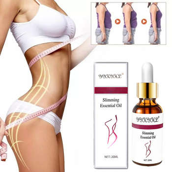 Slimming Essential Oils Thin Leg Waist Fat Burning Weight Loss Products Fitness Body Shaping Cream Slimming Losing Weight 1